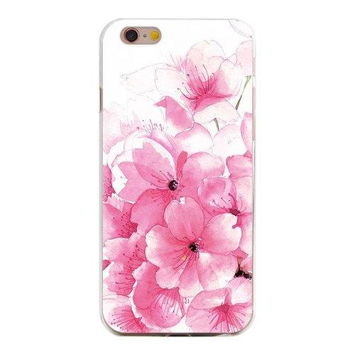 Flowers iPhone hoesje