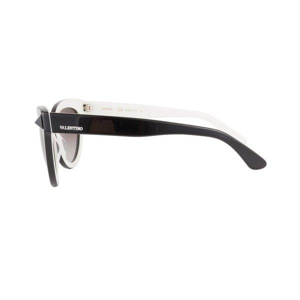 V683S-015  Zwart Zonnebril