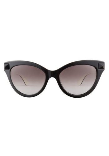Valentino V683S-015 Zwart Zonnebril