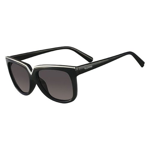 Valentino V638S-001 Zwart Zonnebril
