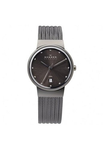 Skagen 355SMM1 Ancher Grijs 26mm