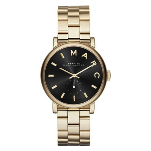 Marc Jacobs MBM3355 Baker Goud 36mm