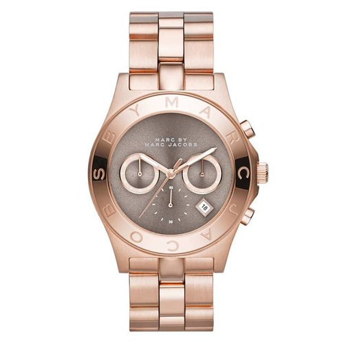 Marc Jacobs MBM3308 Blade Roségoud 40mm