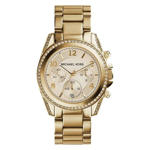 Michael Kors MK5166 Blair Goud 38mm