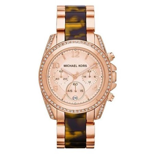 Michael Kors MK5859 Blair Roségoud 38mm