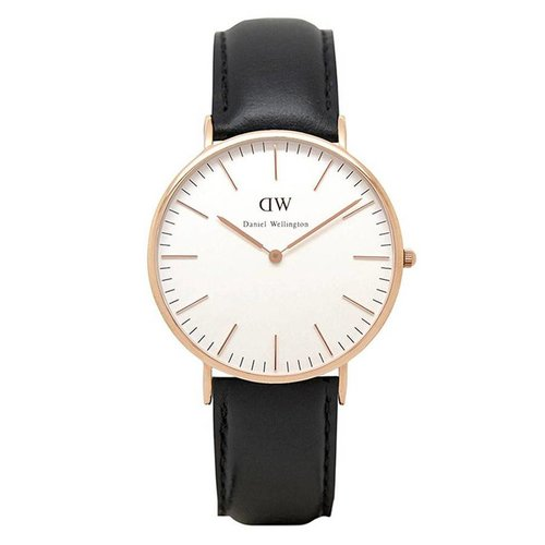 Daniel Wellington 0508DW Classic Sheffield Roségoud 36mm
