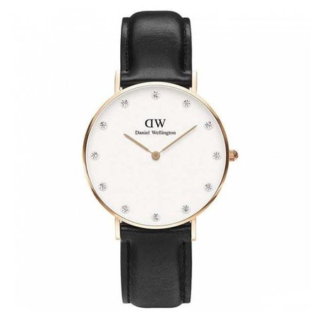 Daniel Wellington DW00100076 Classy Sheffield Roségoud 34mm