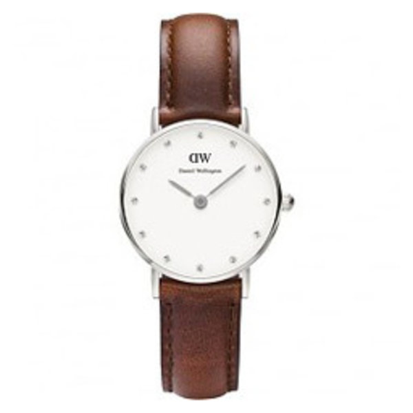 0920DW Classy St. Mawes Zilver 26mm