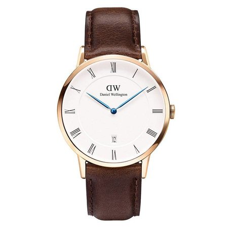 Daniel Wellington DW00100086 Dapper Bristol Roségoud 38mm