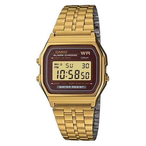 Casio A159WGEA-5D Goud 34mm