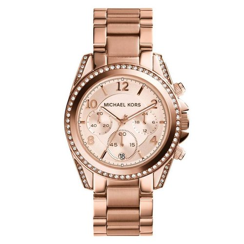 Michael Kors MK5263 Blair Roségoud 38mm