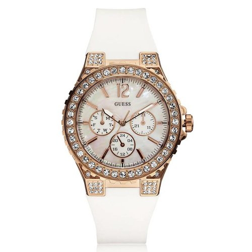 GUESS W16577L1 Overdrive Glam Wit 38mm