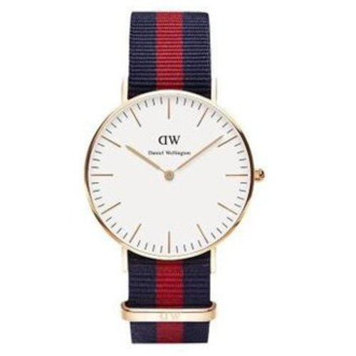 Daniel Wellington DW00100029 Oxford Roségoud 36mm
