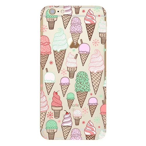 Icecream iPhone hoesje