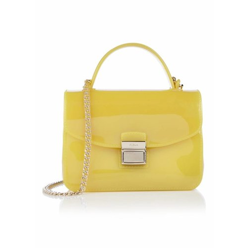 Furla Candy Sugar Mini Yellow