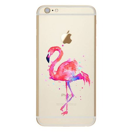 Flamingo iPhone hoesje