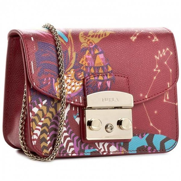 Metropolis Mini Crossbody  Multicolor 3