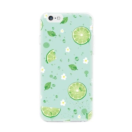 Lime iPhone hoesje