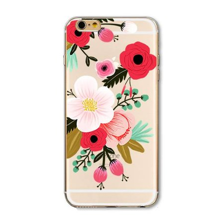Flowers iPhone hoesje