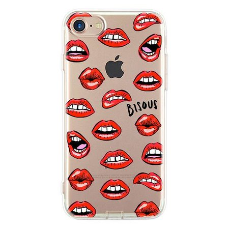 Bisous iPhone hoesje