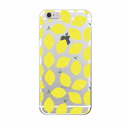 Lemon iPhone hoesje