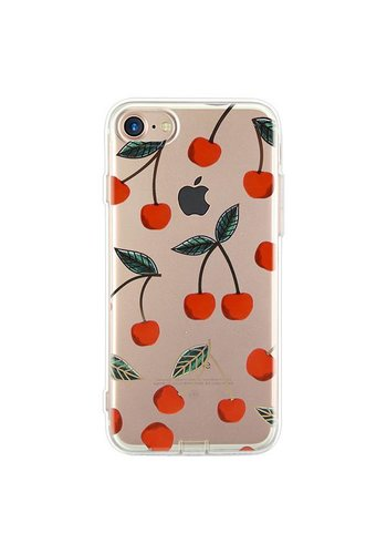 Cherries iPhone hoesje