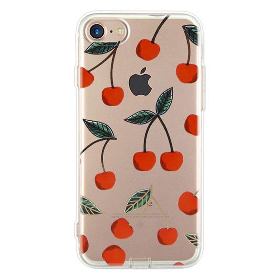 Cherries iPhone hoesje