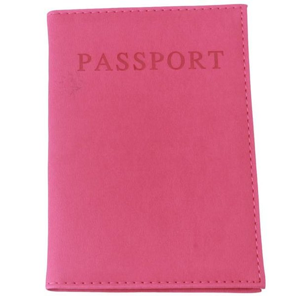 Paspoorthoesje roze