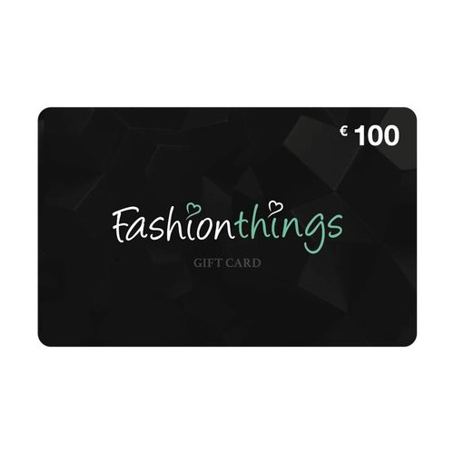 Fashionthings Giftcard € 100