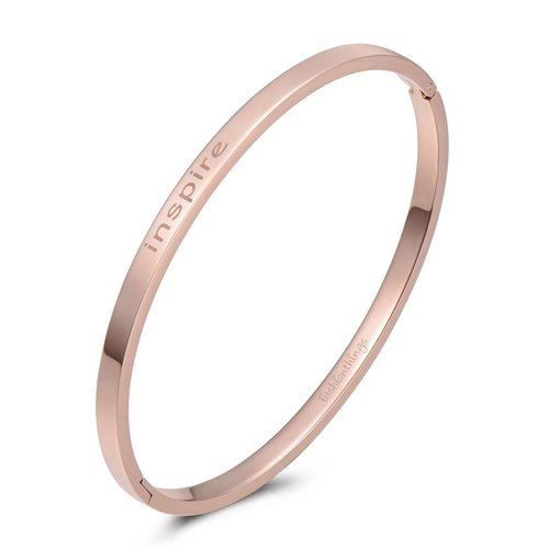 Fashionthings Bangle inspire roségoud 4mm