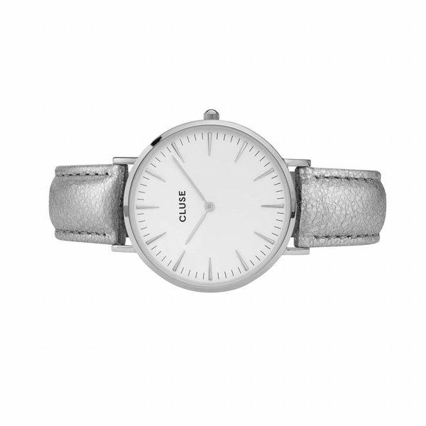 Minuit Silver White/Silver Metallic CL30039 33mm