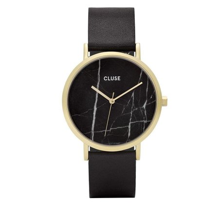 CLUSE  La Roche Gold Black Marble/Black CL40004 38mm