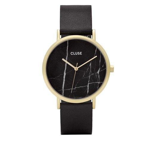 CLUSE  La Roche Gold Black Marble/Black CL40004 38mm