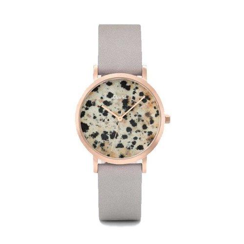 CLUSE  La Roche Petite Dalmatian Rose gold/Grey CL40106 33mm