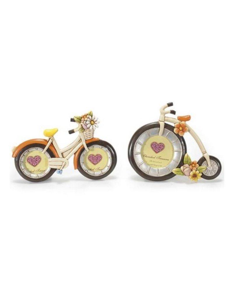 Set Bilderrahmen Fahrrad