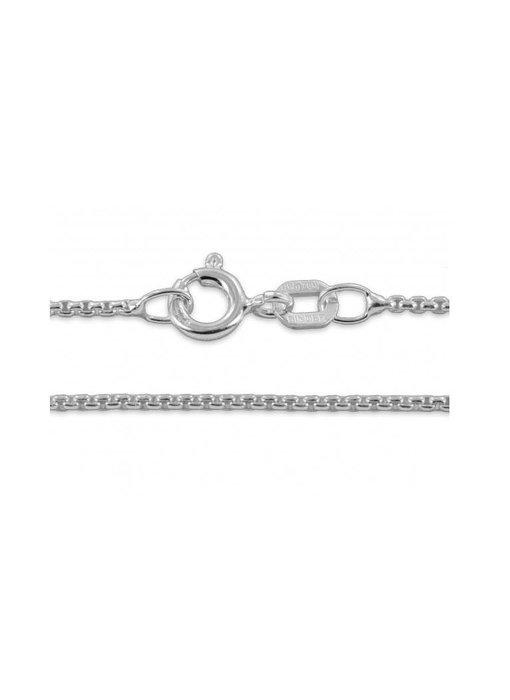 Venezianerkette rund 1,1mm breit - Silber 925/000