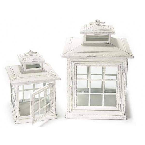 laternen set sehr hochwertig f r garten terrasse oder wohnung aus holz. Black Bedroom Furniture Sets. Home Design Ideas