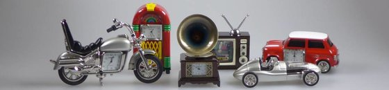 Sammler- & Miniaturuhren
