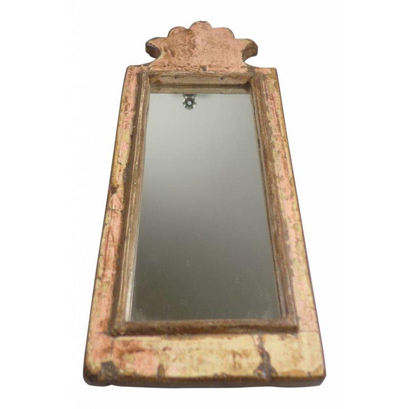 Spiegel mit Krone
