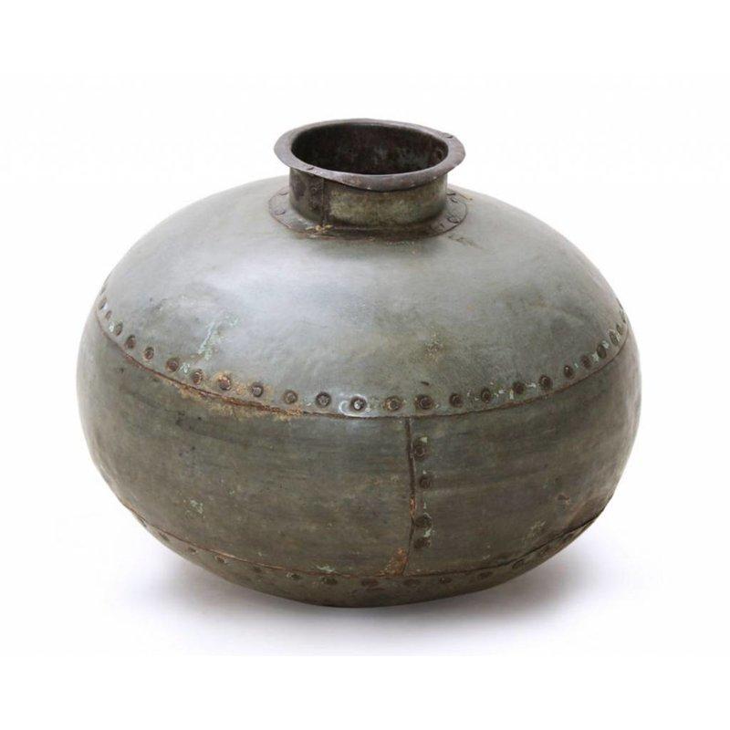 Vase, Dekoration aus Indien