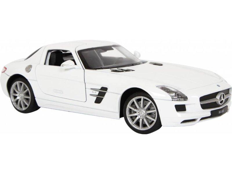 Modellauto Mercedes-Benz SLS AMG - Größe 19,5 x 8,5 x 5,5 cm