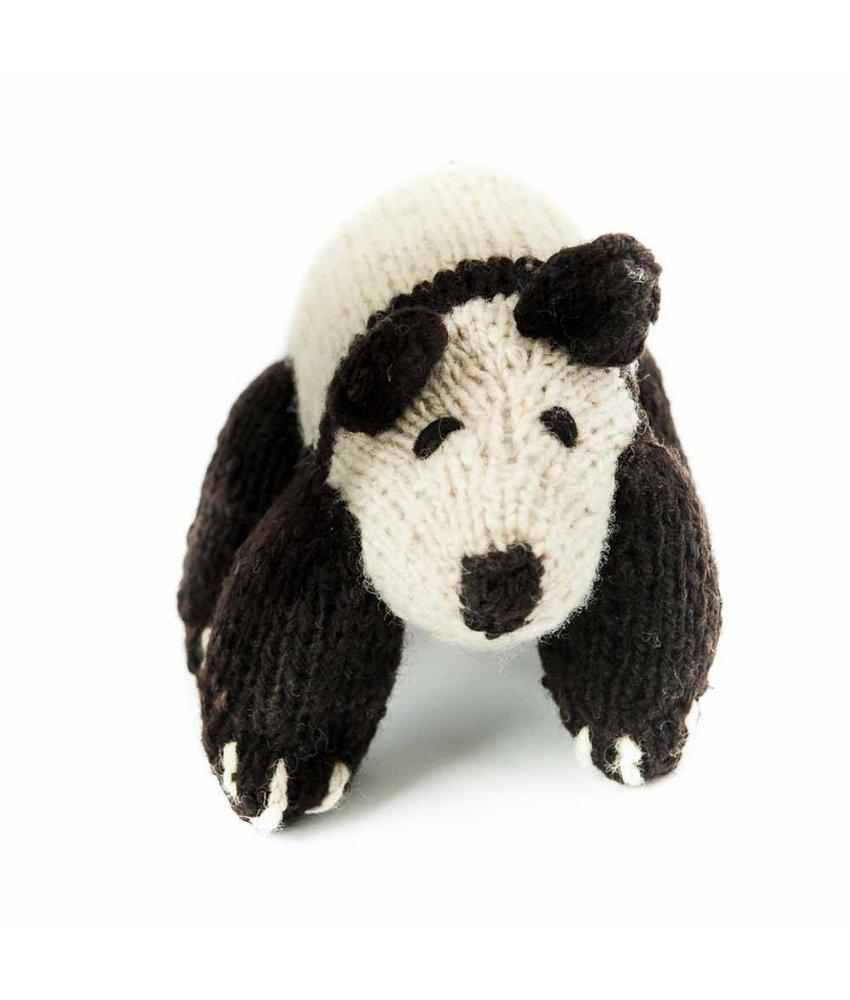 Woll-Pandabär