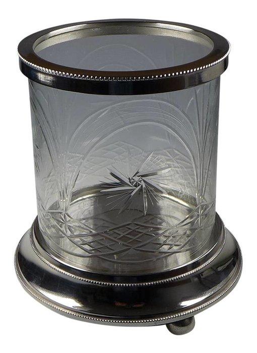 Teelichthalter Antikoptik XL