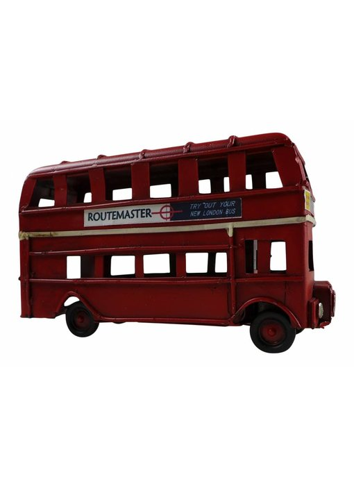 "Blech-Oldtimer ""London Bus"""