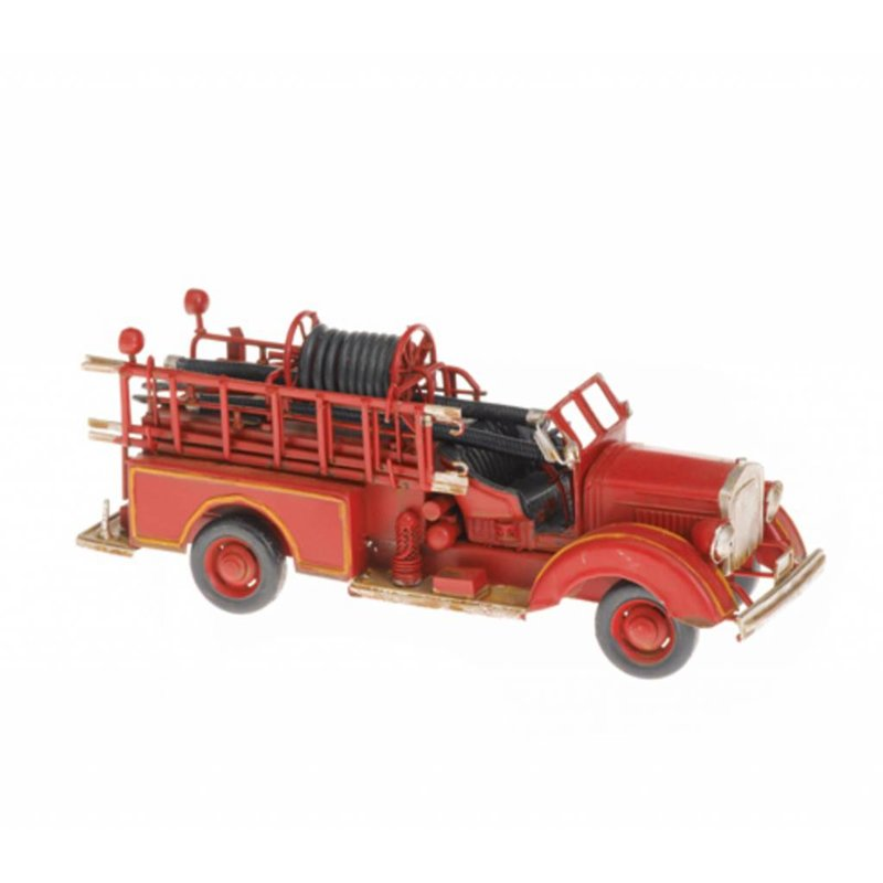 Blech-Oldtimer Feuerwehr