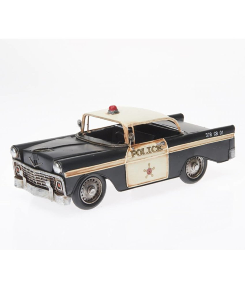 "Blech-Polizeiauto ""USA"""