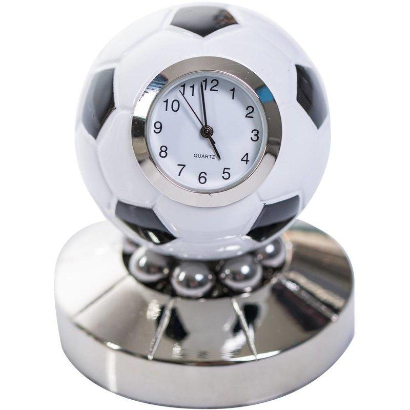 Miniatur Uhr - Fussball