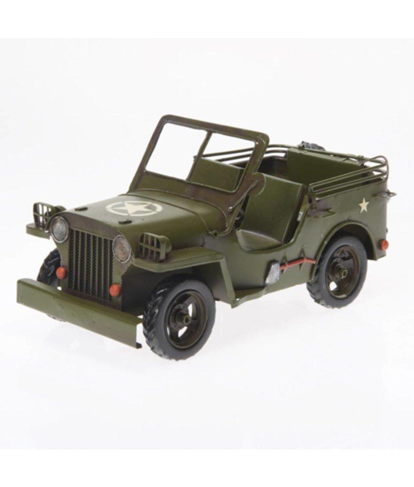 Militär-Pkw - klein