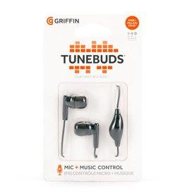 Griffin Griffin TuneBuds In-Ear Zwart