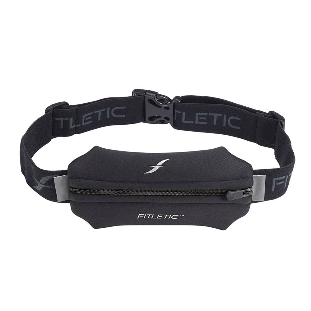 Fitletic Fitletic N01R-01 Single Pouch Zwart